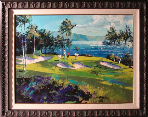 Framed Golf Art Prints