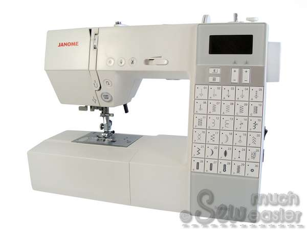 Janome Sewing Machines Removable Pressure Feet
