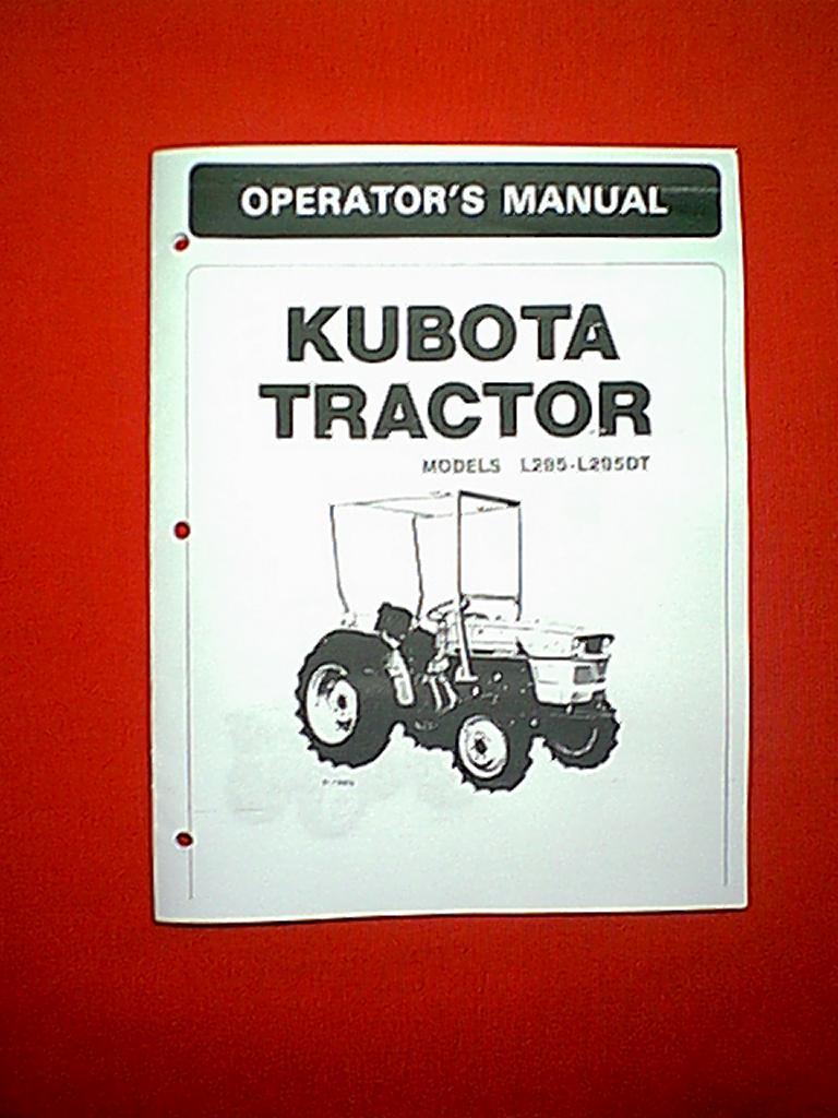 medium resolution of kubotum l245 engine diagram