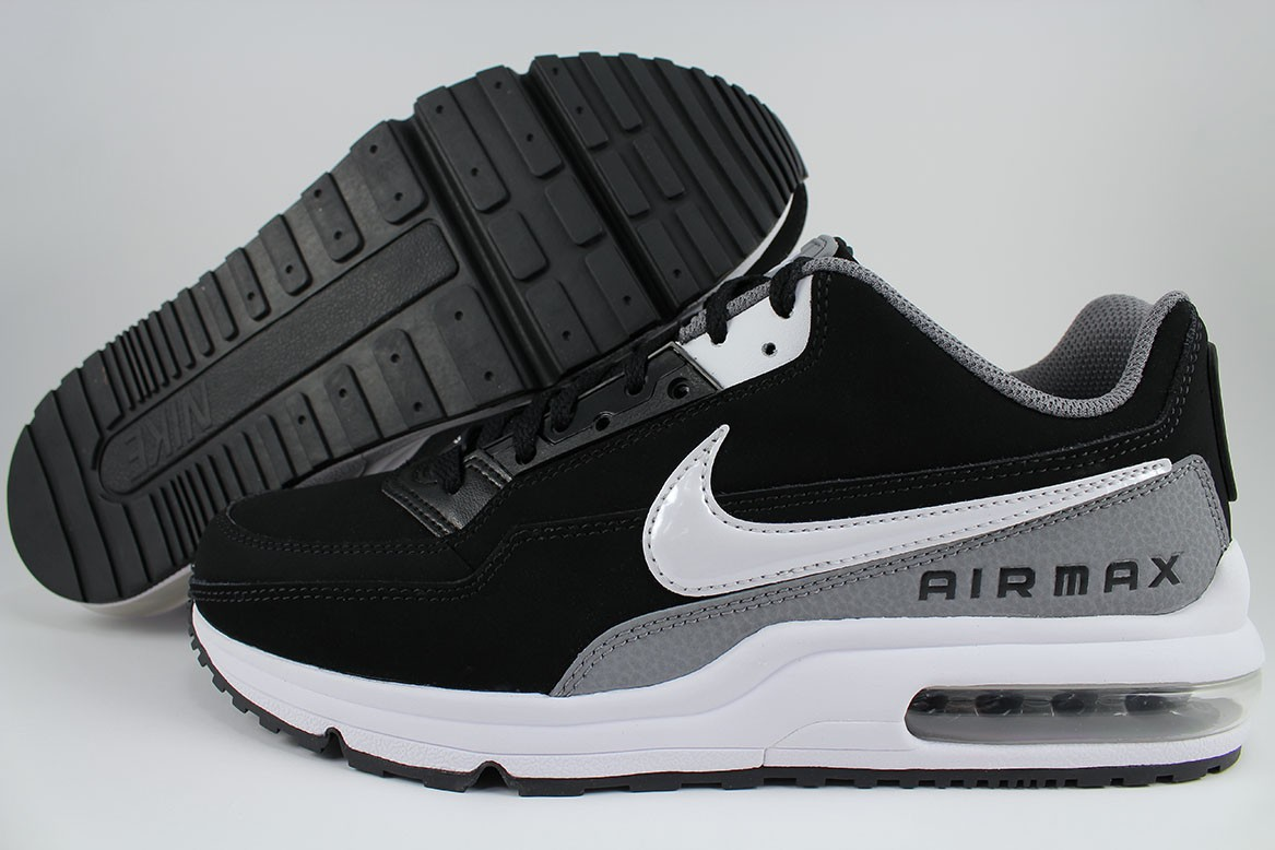 09e947750ed Details About Nike Air Max Ltd 3 Black White Cool Gray Running 90 1 95 97  Bv1171 001 Men Sizes