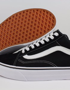 Details about vans old skool black white low suede canvas classic skate sk us mens sizes also rh ebay
