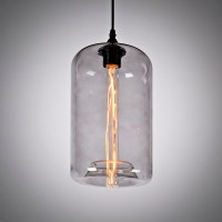 NEW Modern Retro Glass Pendant Lamps Kitchen Bar Cafe ...