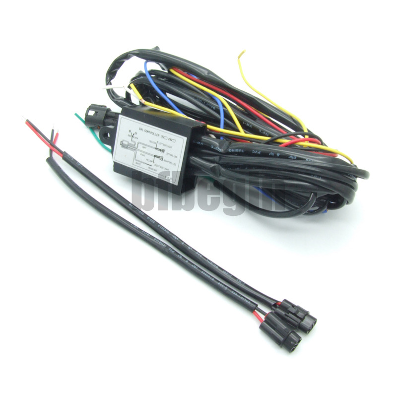 Details About Daytime Running Lights Drl Auto Switch Relay