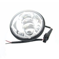 "4.5"" 6 LED Auxiliary Passing Fog Light Lamp Motorcycle ..."