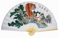 "(1) ORIENTAL 60"" FENG SHUI ~ ASIAN TIGER ~ Chinese Wall ..."