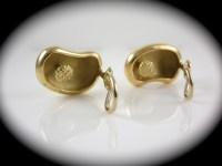 tiffany bean earrings review