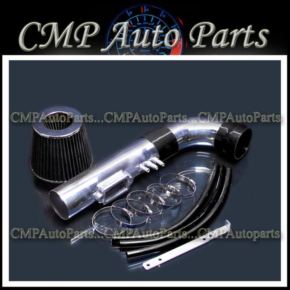 medium resolution of details about black air intake kit fit 1998 1999 2000 lexus gs400 4 0 4 0l v8 engine
