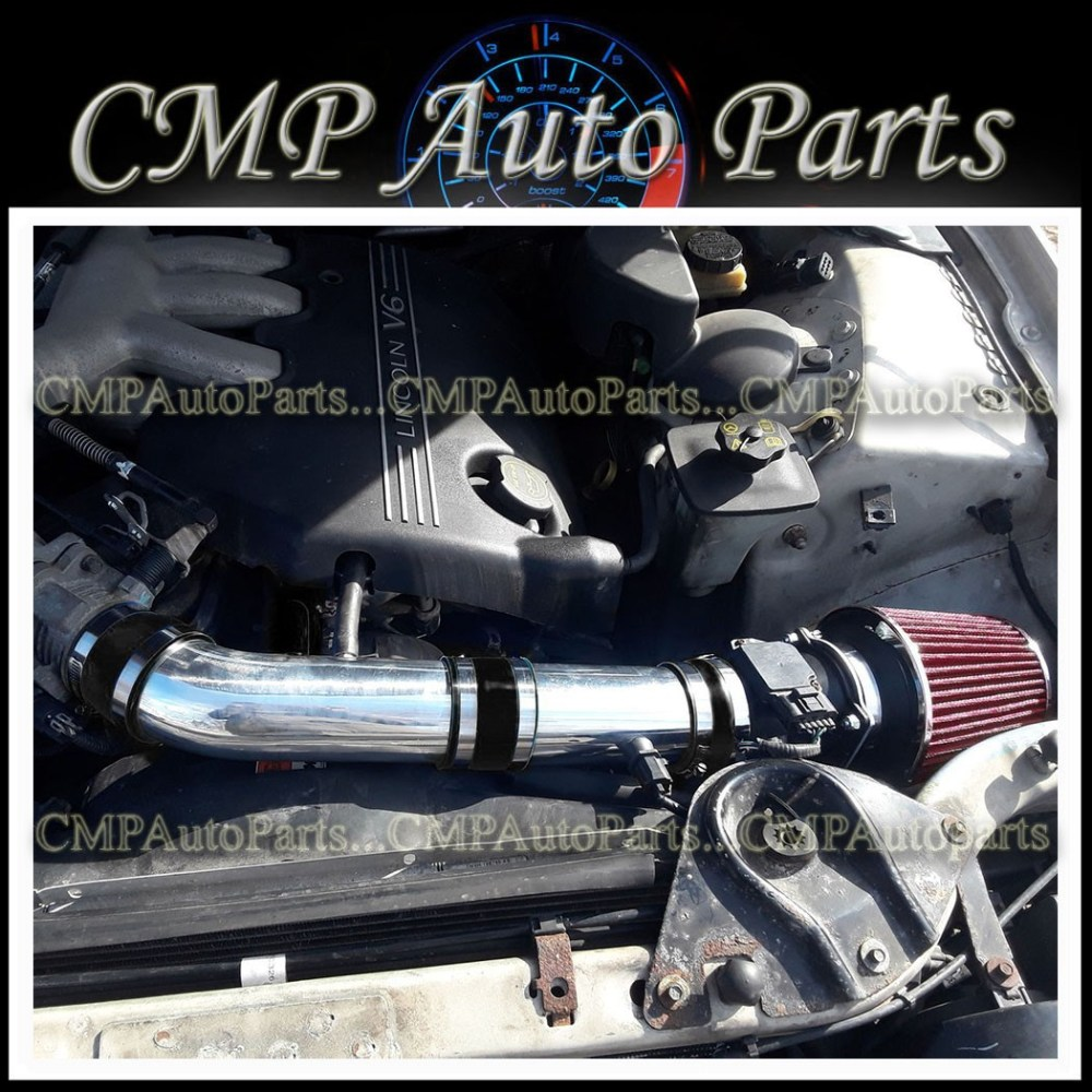 medium resolution of black red air intake kit systems fit 2000 2002 lincoln ls 3 0 3 0l 2002 lincoln ls engine rebuild diagram