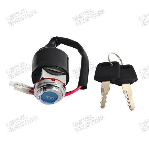small resolution of details about ignition key switch 2 wires kit for honda cl 100s 70 73 cl125s 73 74 cl70 70 72
