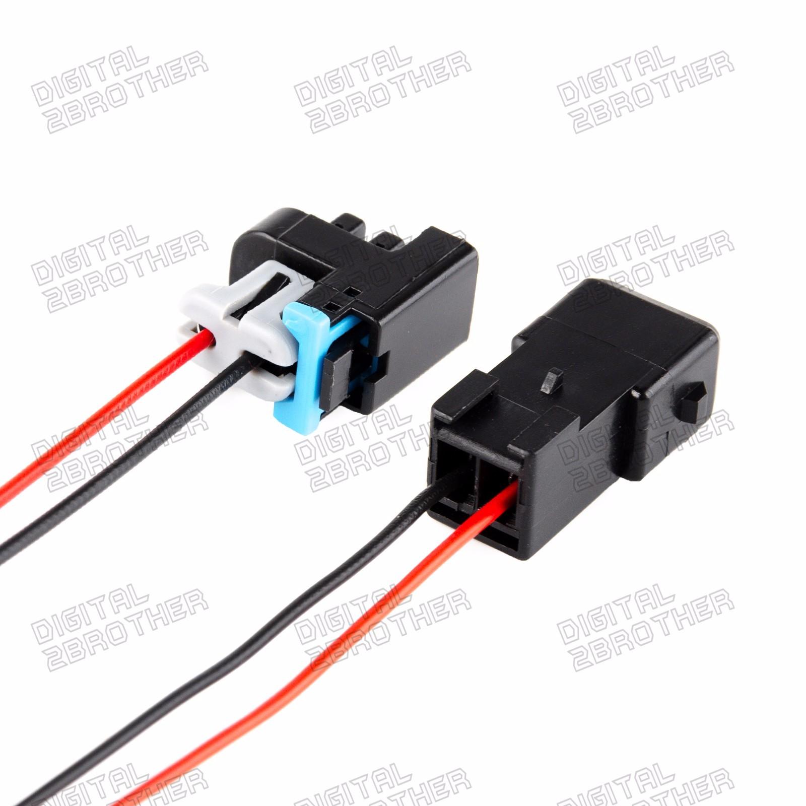 hight resolution of lq4 lq9 4 8 5 3 6 0 fits delphi wire harness to ls1 ls6 lt1 ev1 injector adapter