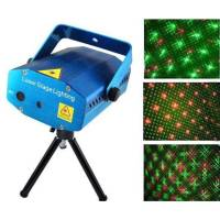 Mini Green &Red DJ Laser Stage Lighting Light Disco Party ...