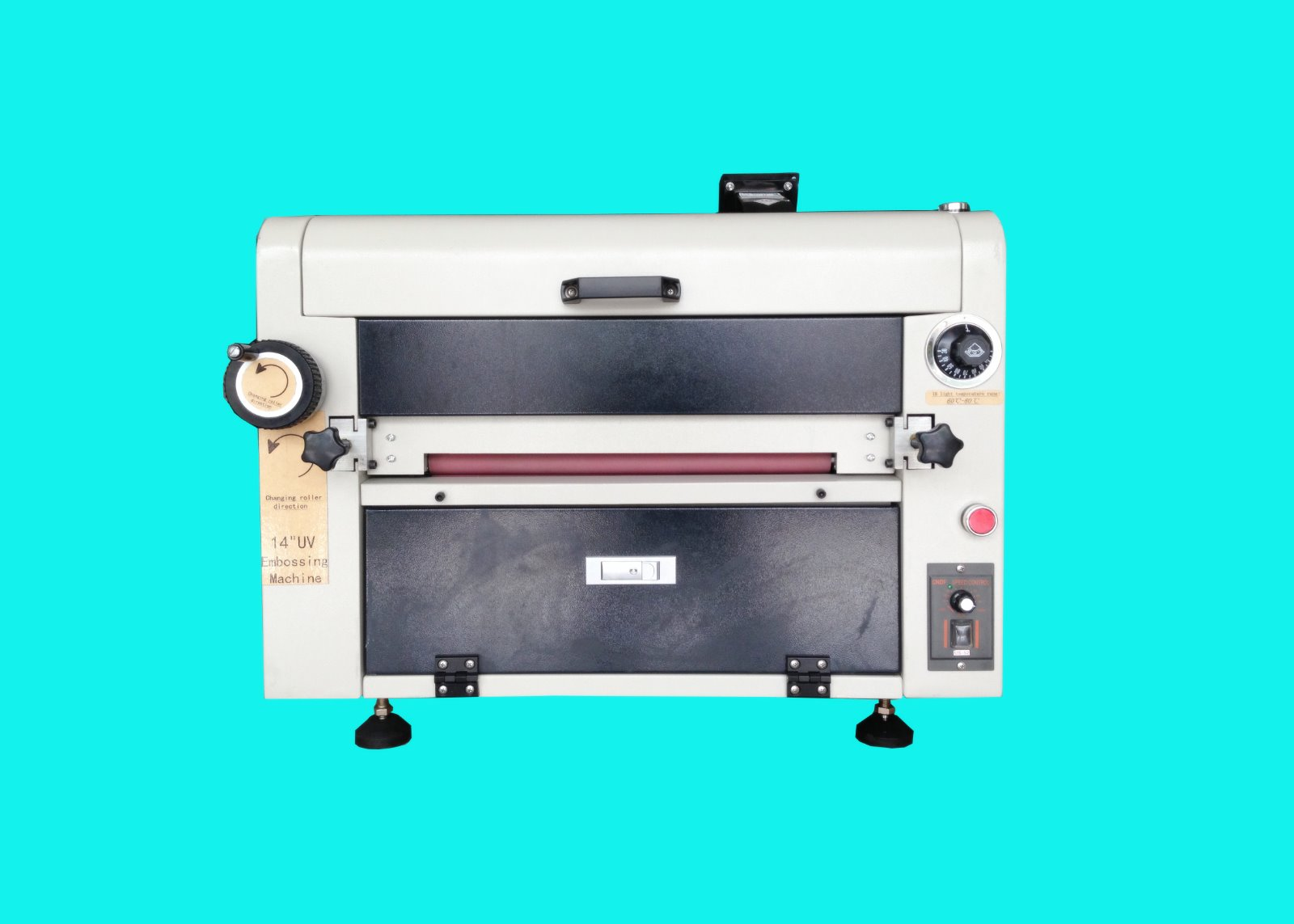 UV Coating Embossing Machine with Pattern Rollers for Photos [UCM-14E] - $4.380.00 : Dingword. The Key to Business Success