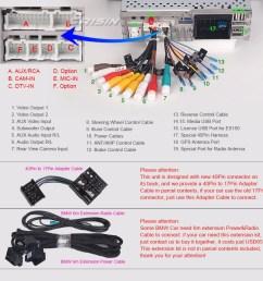 dab stereo sat nav for bmw 5 series e39 x5 e53 dvd gps bluetooth 3g dtv dvr swc ebay [ 900 x 900 Pixel ]