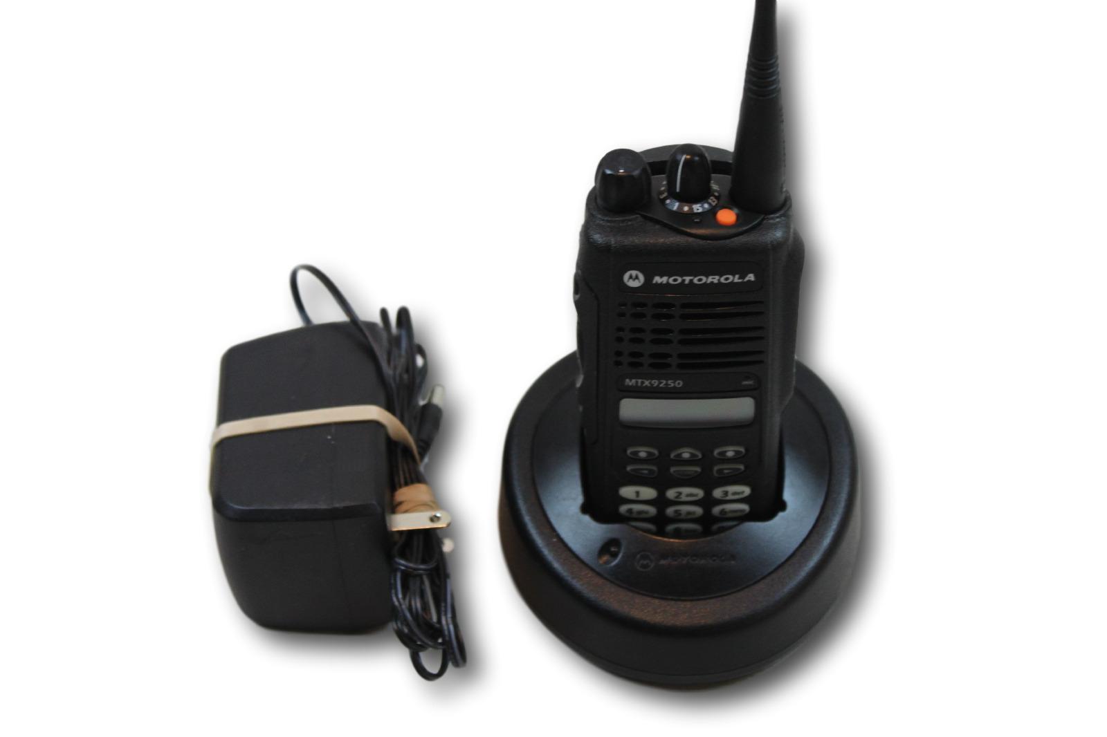 Intrinsically Safe Motorola Radios