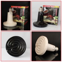 75W 100W 150W 200W Ceramic Emitter Heat Lamp grow plant ...