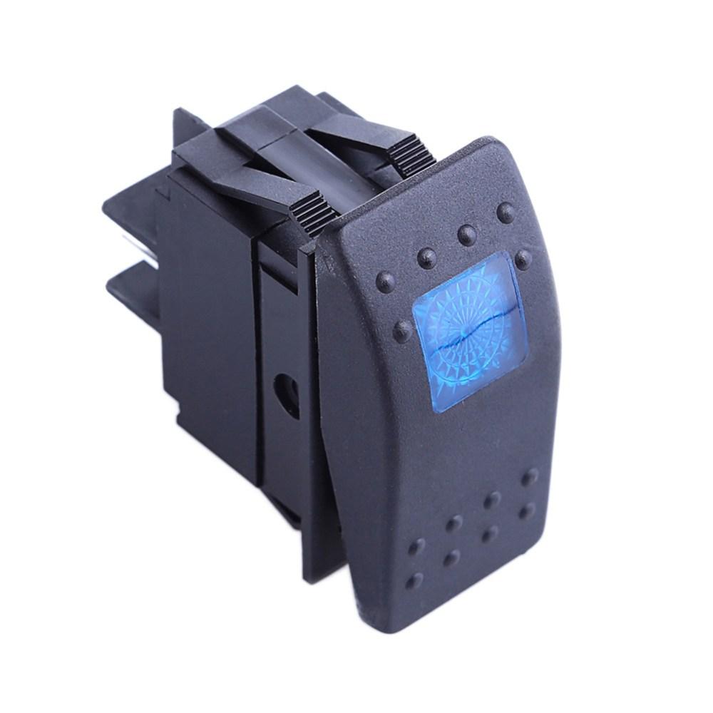 medium resolution of 4 prong rocker switch wiring diagram 5x 12v led on off illuminated rocker 4pin