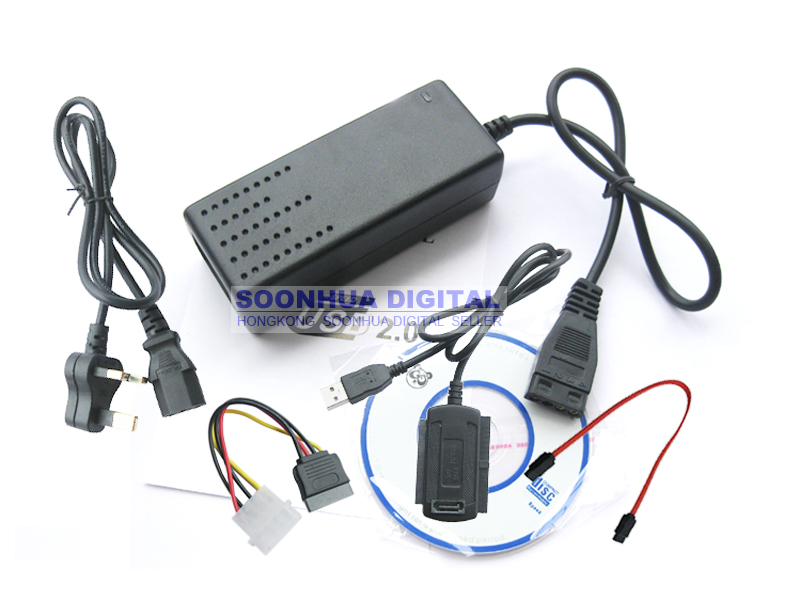 SATA/IDE to USB connector