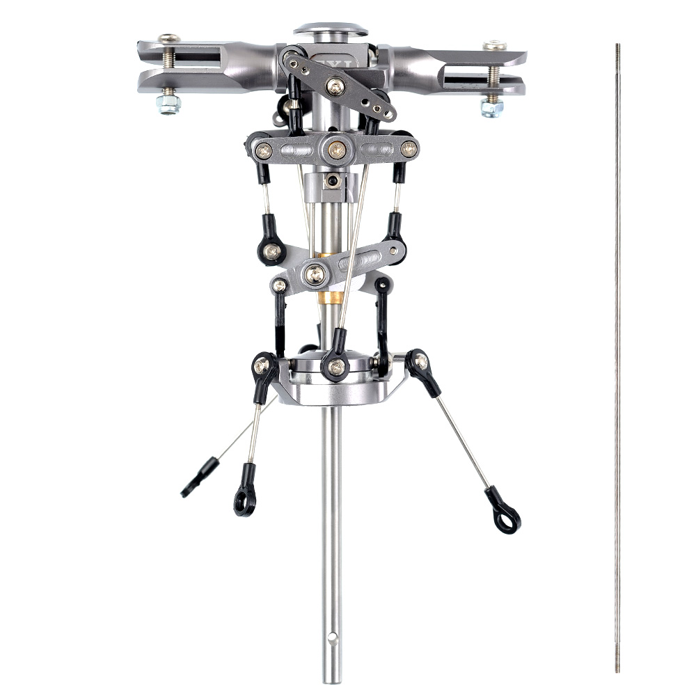 EXI Main Rotor Head Assembly for 450 Size RC Helicopters