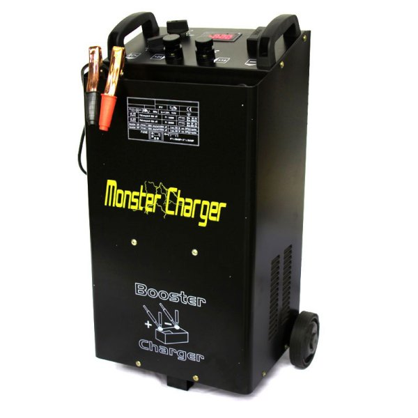 12 Volt Car Truck Wheeled Automotive Battery Fast Charger Jump Start