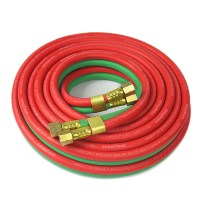 """25ft 1/4"""" goodyear/continental Welding Torch Hose Oxy ..."""