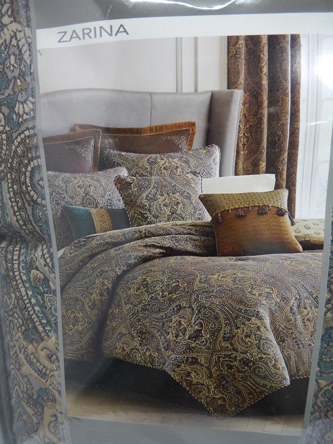 Croscill Bedding Zarina 4 Piece Comforter Set QUEEN EBay