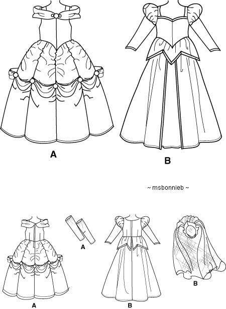 DISNEY SEWING PATTERNS « Free Patterns