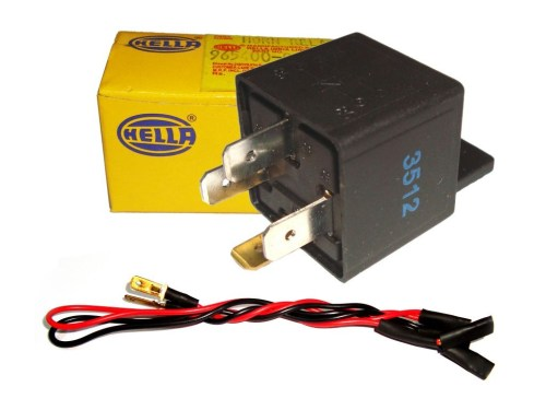 small resolution of high quality hella horn wiring harness kit for 12 volt relay