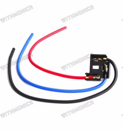 ford 8n 12 volt wiring diagram 1 pair h4 adapter wiring harness socket headlight connector h headlight connector wiring  [ 1600 x 1600 Pixel ]