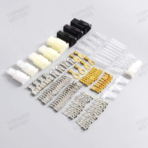 small resolution of connector wiring loom automotive harness auto terminal repair kit for motorcycle