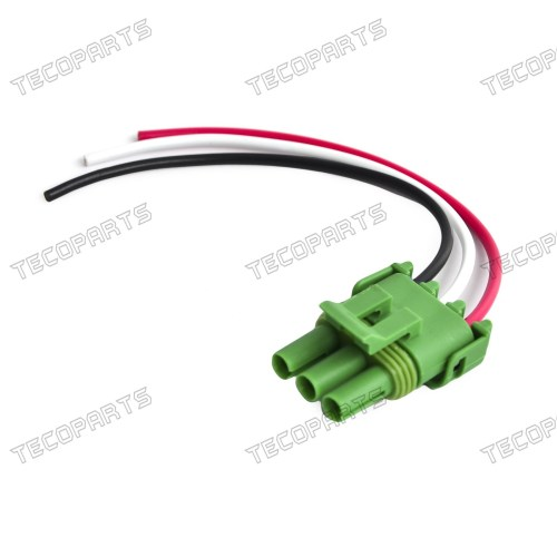 small resolution of details about tpi tbi chevy gm map wire pigtail connector manifold absolute pressure sensor