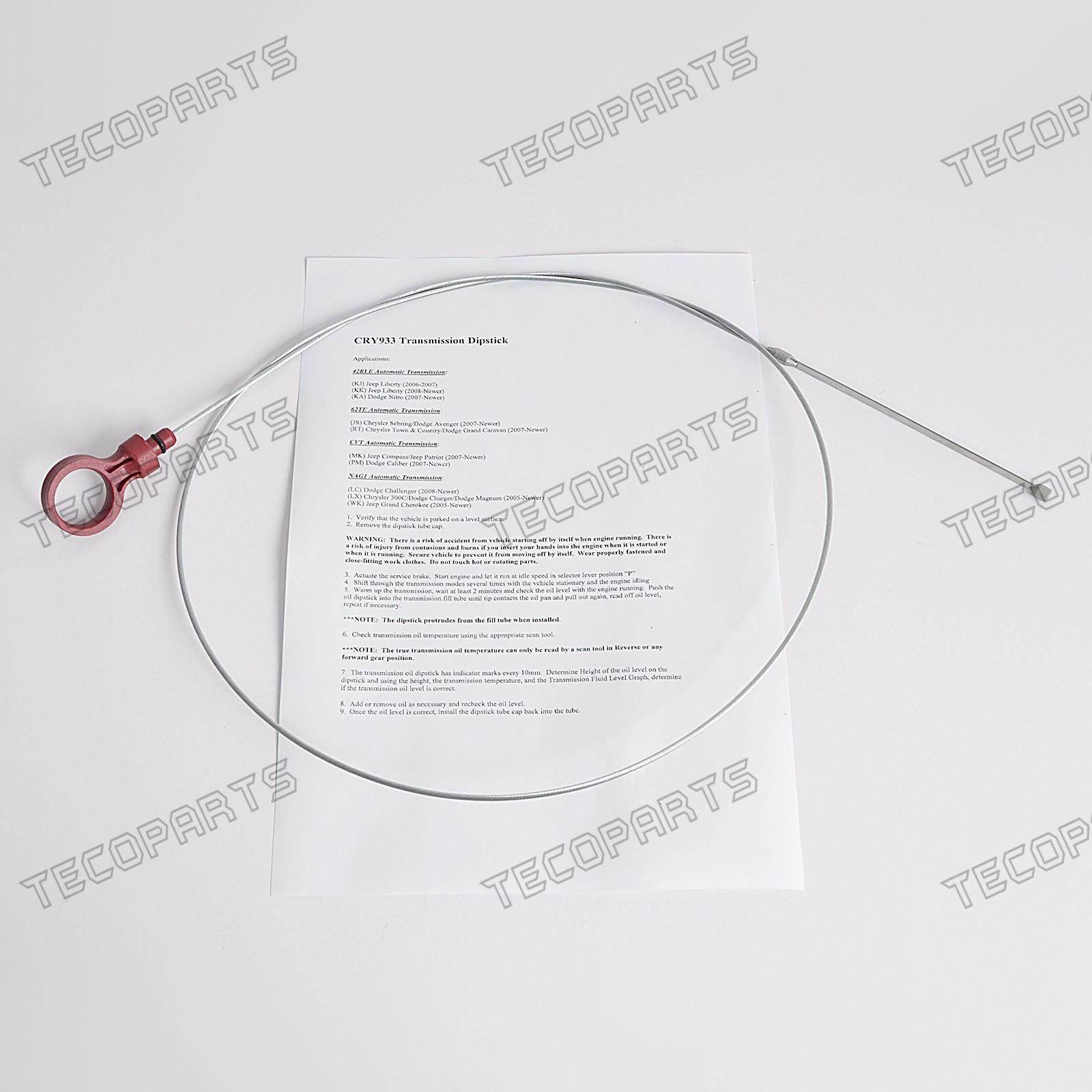 hight resolution of automatic transmission fluid level dipstick tool 917 327 for dodge nitro transmission diagram