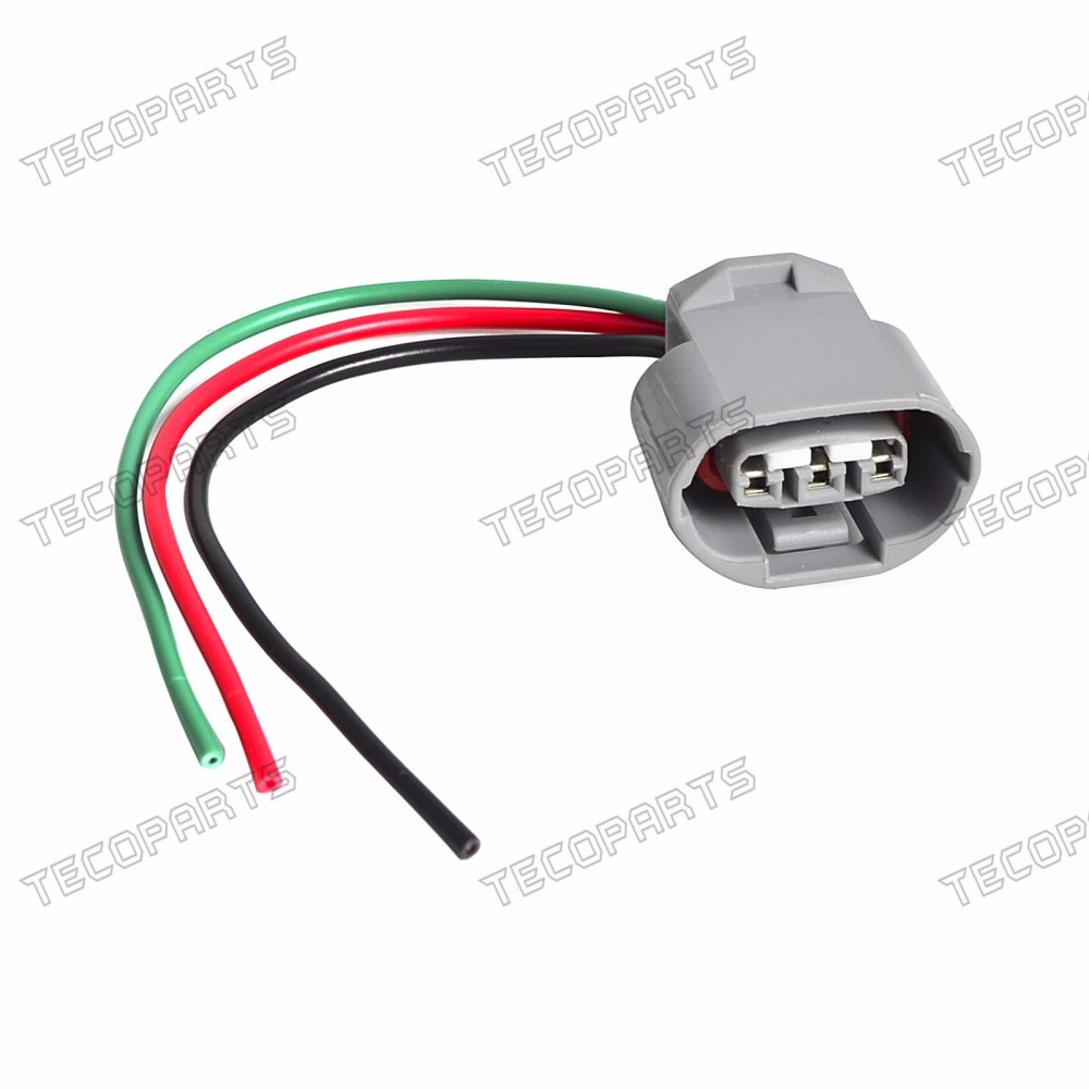 medium resolution of details about alternator repair plug harness 3 wire connector fit nissan altima 2 5l 07 08 09