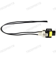 vss vehicle speed sensor connector wiring harness plug for gm tpi tbi 700r4 t5 [ 1600 x 1600 Pixel ]