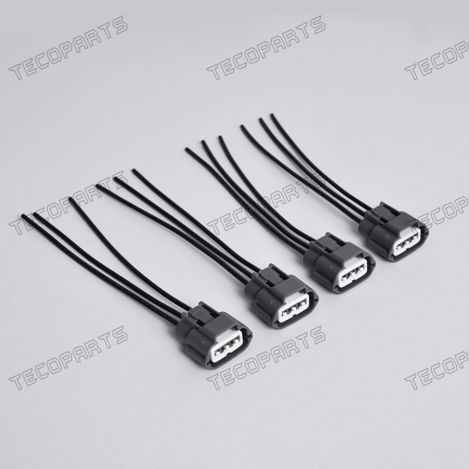 hight resolution of details about 4 pieces ignition coil pack wiring harness connector for nissan altima sentra