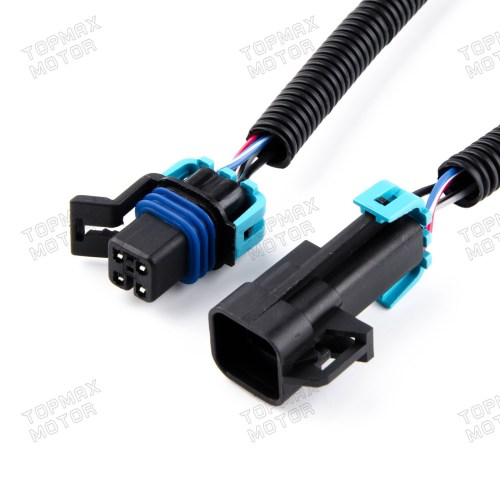small resolution of details about 2x oxygen o2 sensor extension 24 wiring harness for gm trans am ls1 engines
