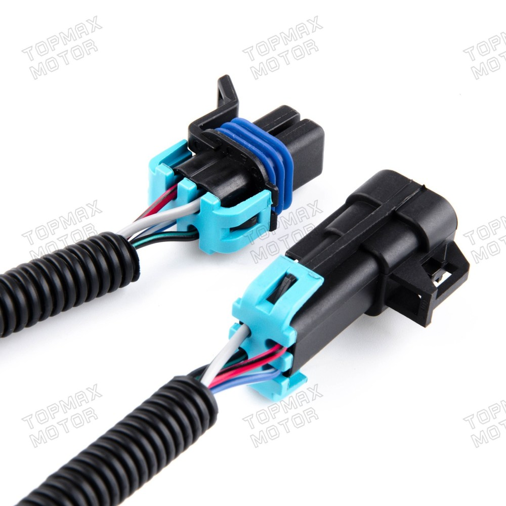 medium resolution of 2x oxygen o2 sensor extension 24 wiring harness for gm trans am ls1 engines