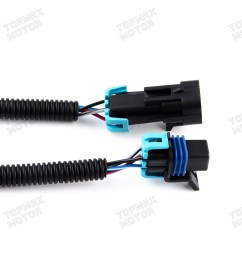 2x oxygen o2 sensor extension 24 wiring harness for gm trans am ls1 engines [ 1600 x 1600 Pixel ]