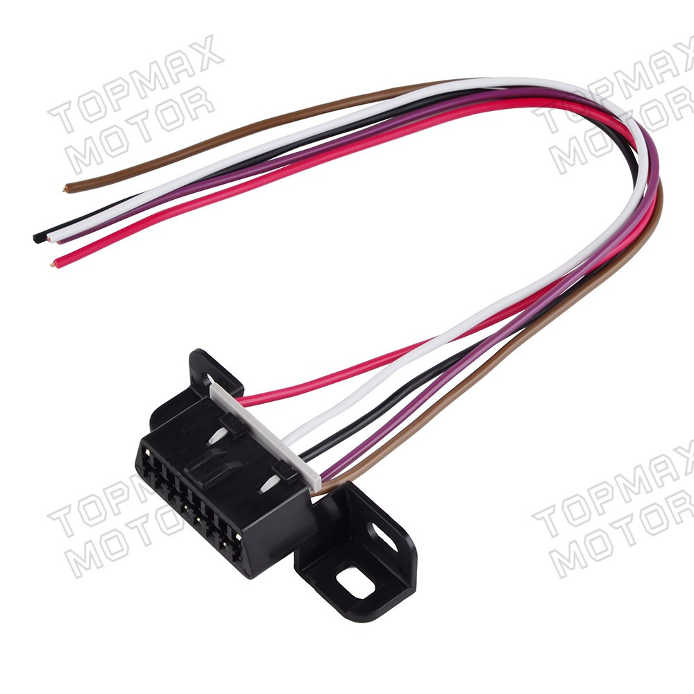 hight resolution of details about for gm obd2 serial port harness connector pigtail firebird camaro 350 lt1 ls1