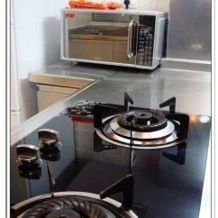 Kitchen Sink Grates Rustic Wood Table 图:现代简约——建面60平米80后蜗居,改造成2室2厅,每个角落都充分利用-东鹏-品牌房天下
