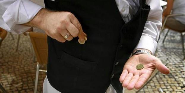 Nova regra disciplina rateio de gorjetas entre os empregados