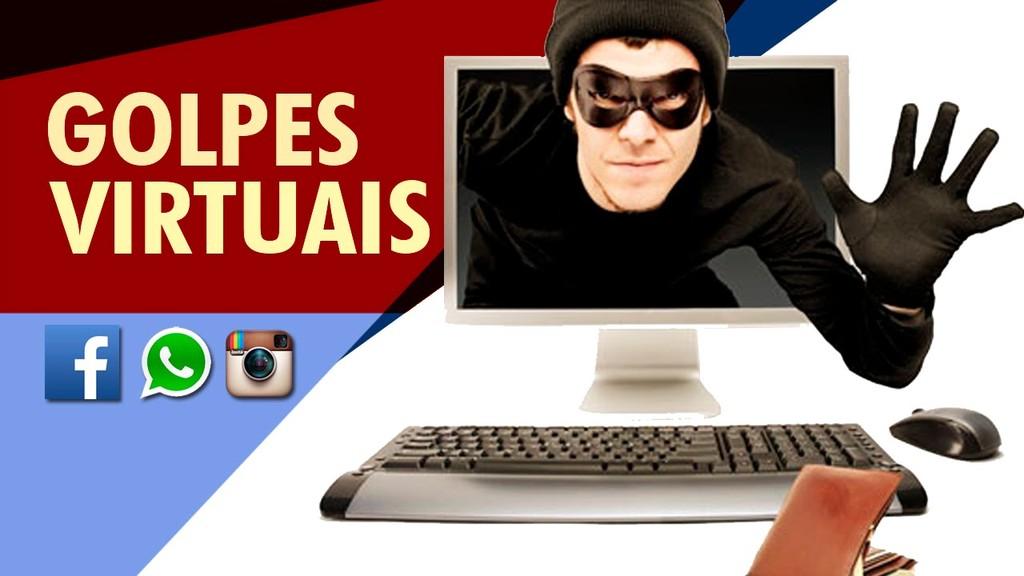 Voc conhece os 06 principais golpes aplicados na internet