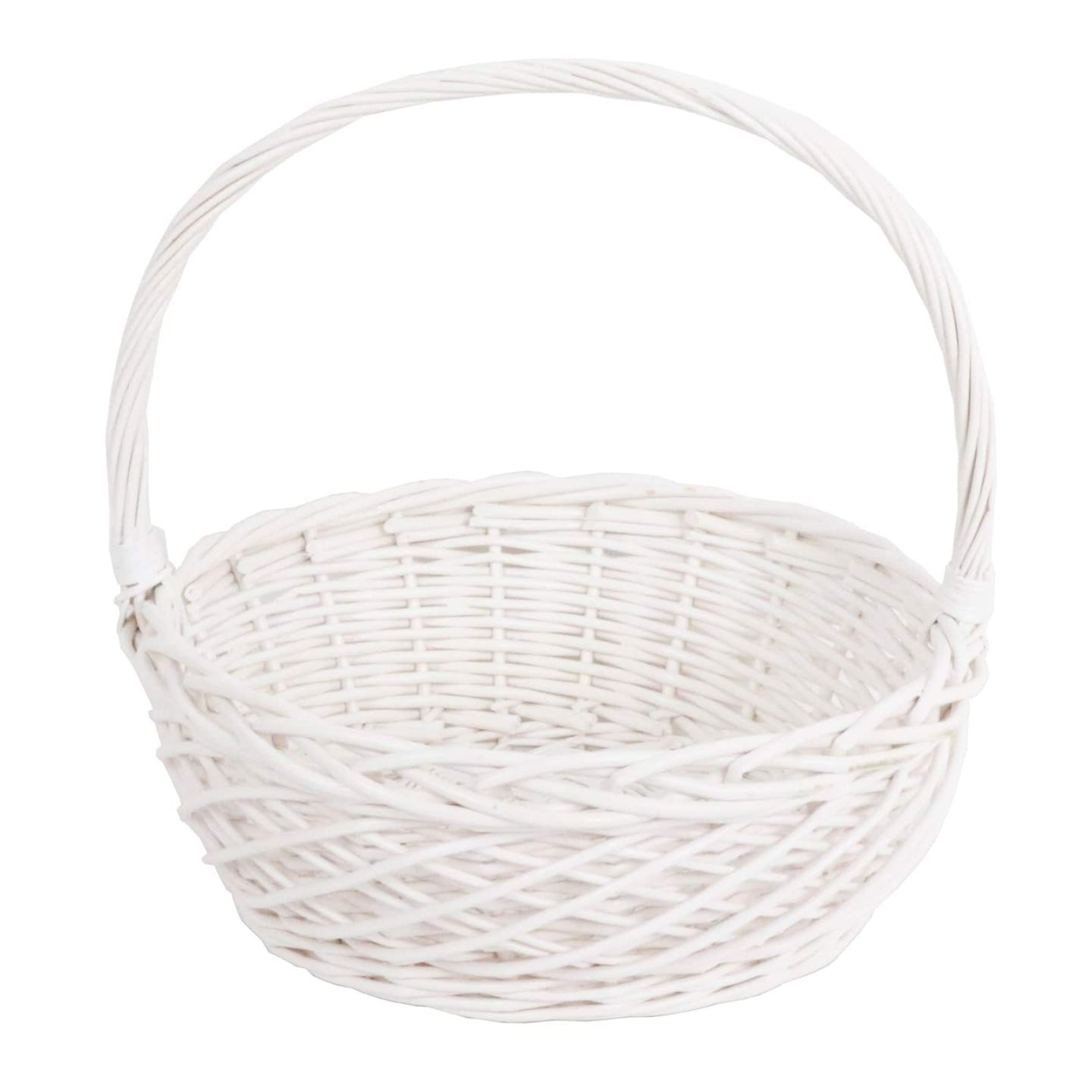 White Willow Basket