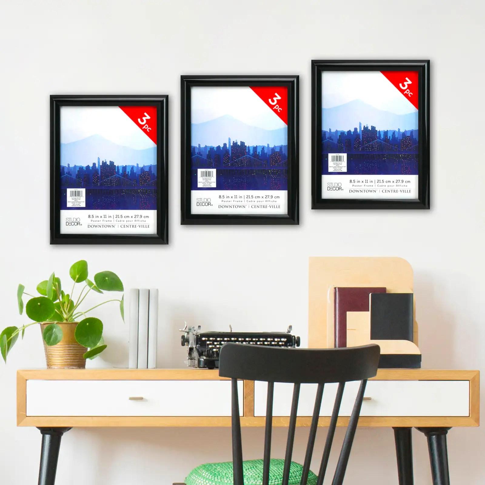 poster frames of varying sizes michaels