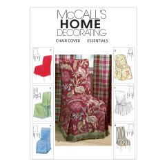 Chair Covers Michaels Hanging Notonthehighstreet Mccall S M4404 One Size Img