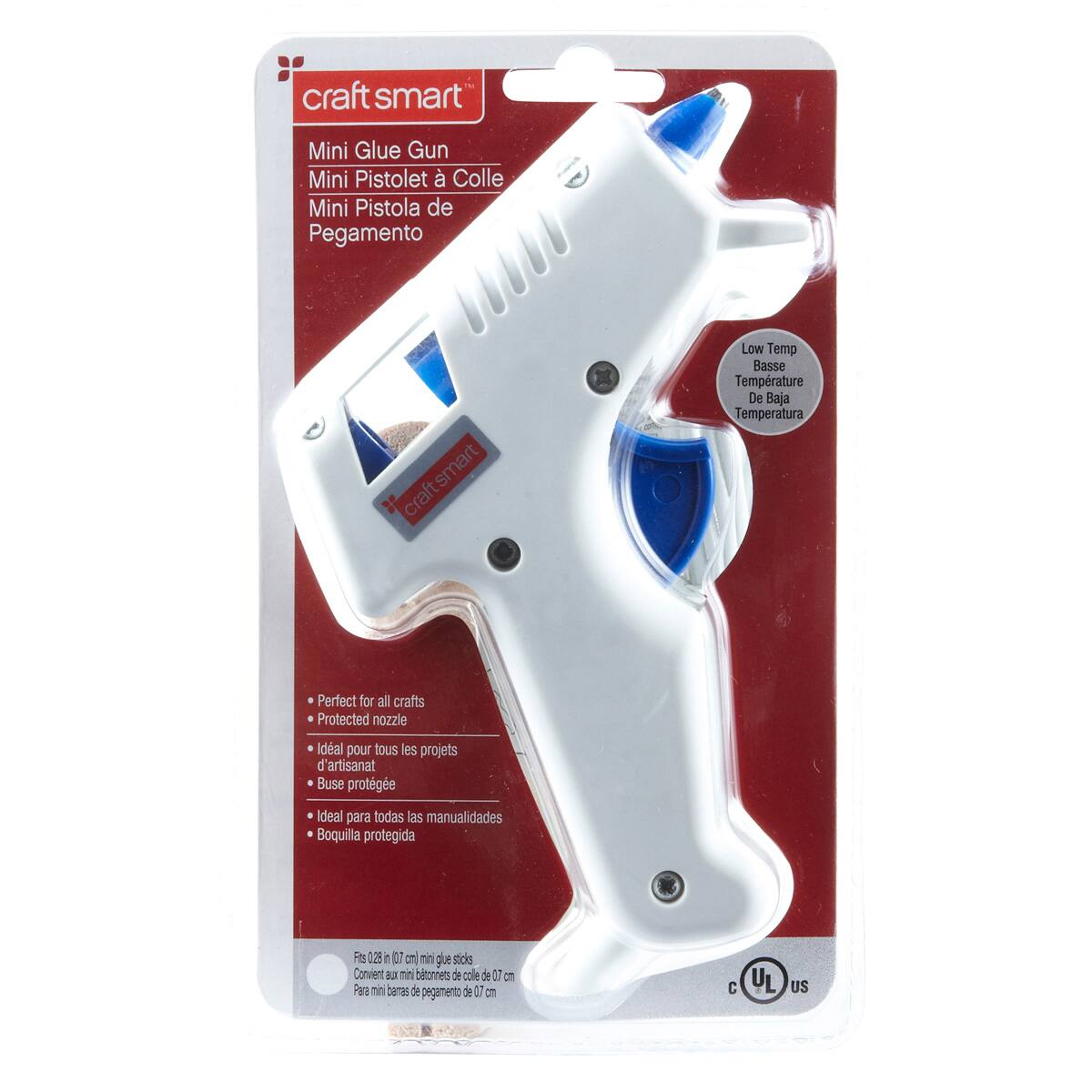 Craft Smart Mini Glue Gun Low Temp