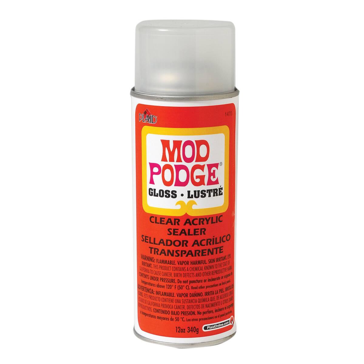 Clear Spray Paint Sealer