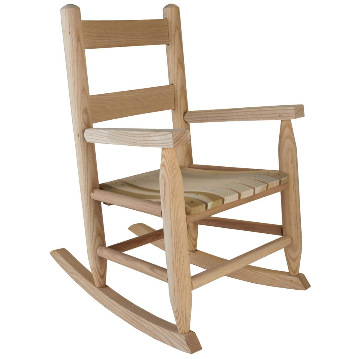 Child Wooden Rocking Chair Child Rocker By Artminds