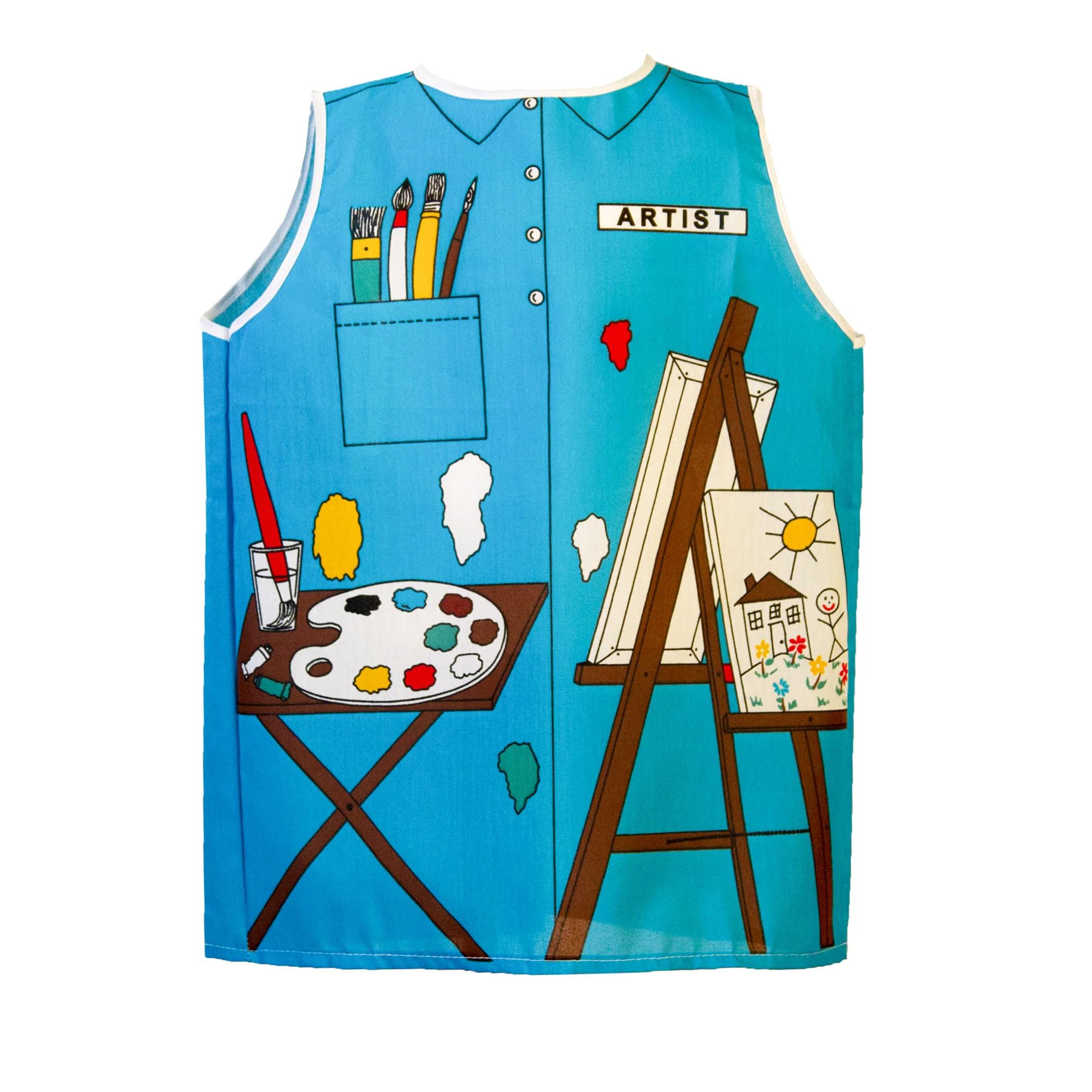 Dexter Educational Play Artist Costume