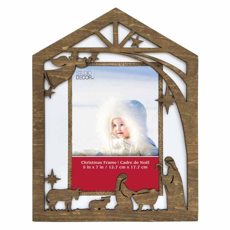 Nativity Scene Frame By Studio Decor