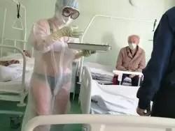 ロシア看護婦ブラパンティー